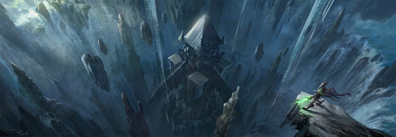 From StarCraft to WarCraft, This Concept Art Certainly Knows its Crafts