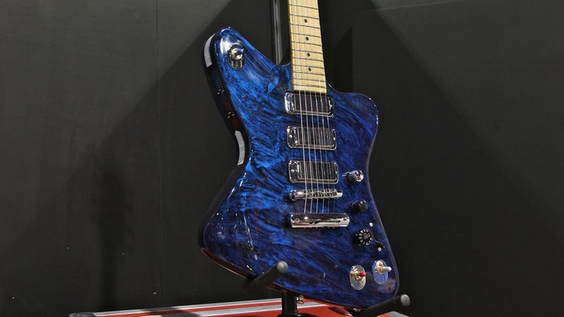 Gibson Firebird X Hands-On: The First Digital Guitar You Won't Hate