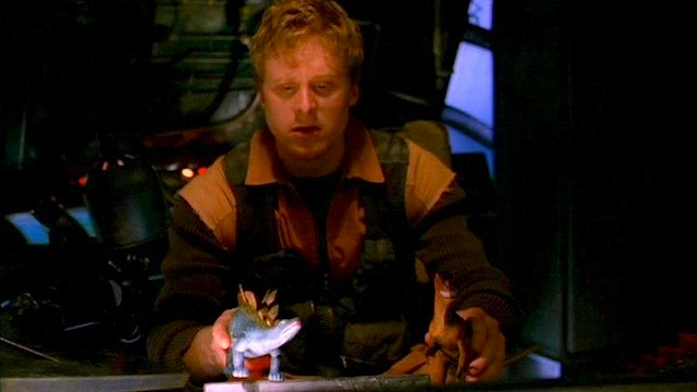 The crazy canine Firefly episode Alan Tudyk pitched to the writers