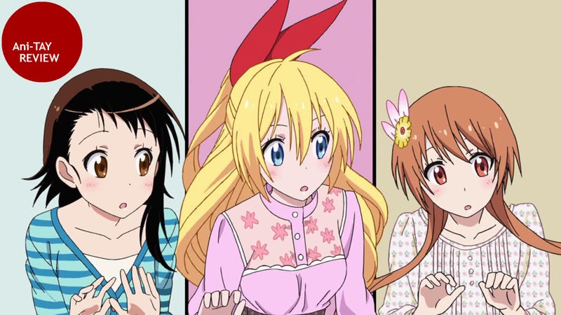 Ani-TAY: Nisekoi Review
