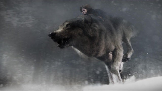 Breaking Dawn's wolf-filled concept art deserves a better movie