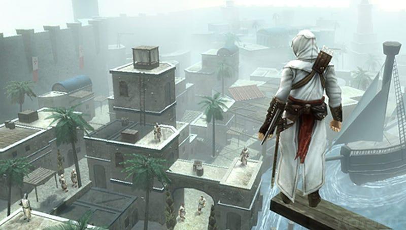 Assassin's Creed PSP Looks...Familiar