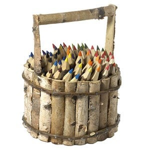 Polish Twig Crayons