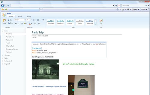 First Look: Microsoft Office Heads Online with Next Release