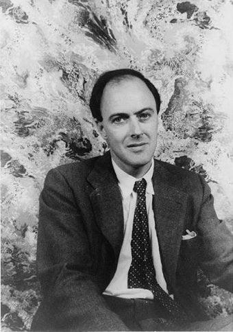 The Secret Life Of Roald Dahl