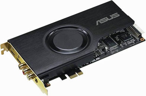 ASUS Previews HDMI Sound Card With Hidden Video Talents