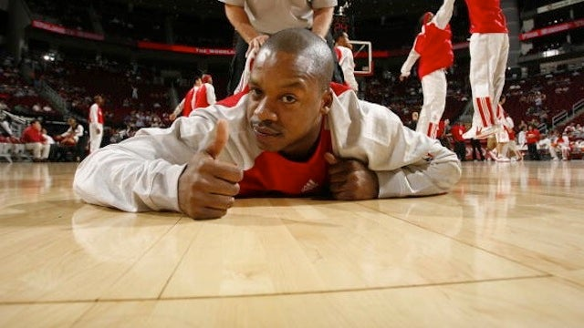 Steve Francis Is Being Sued For $9,000 In Missed Payments On A 1964 Ford Thunderbird