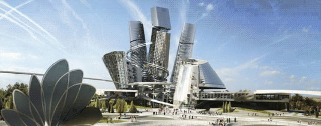 Kazakhstan's megalomaniac expo will be as ludicrous as its dictator