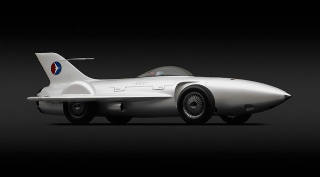 If Only The Actual Future Had Been As Cool As These Cars
