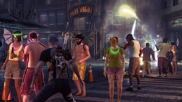 In Infamous' Festival of Blood, You'll Never Be Nice, But Might Be a Swarm of Bats