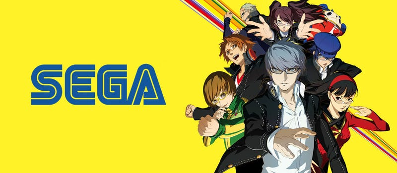 Report: Atlus Is Becoming Part of Sega [Update]