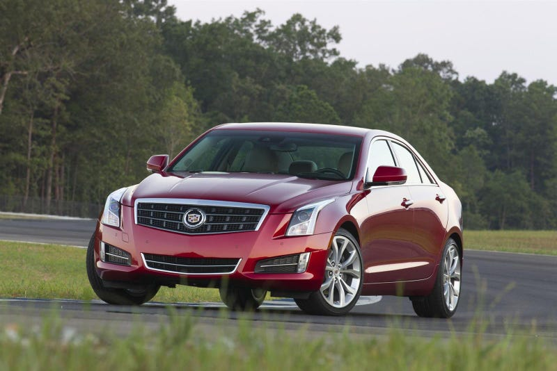There's Something About The Cadillac ATS 3.6...