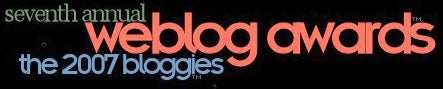 2007 Bloggies Nominees Announced, Gizmodo Up for Six Awards