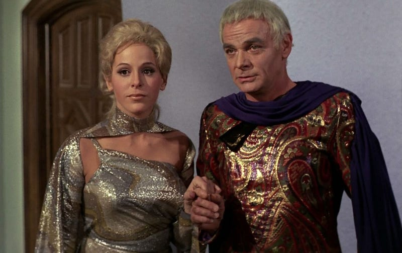 Weirdest and Sexiest Costumes from the Original Star Trek