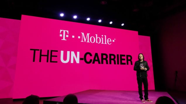 T-Mobile Will Stop Customers Abusing Unlimited Data