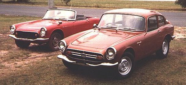 Ten Tiny Cars That Are Still Awesome