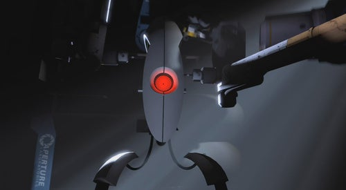 Portal 2's New Toys, New Friends and Old Enemies
