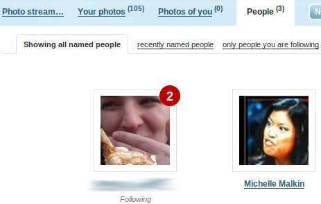 Polar Rose Recognizes Faces in Flickr Photos