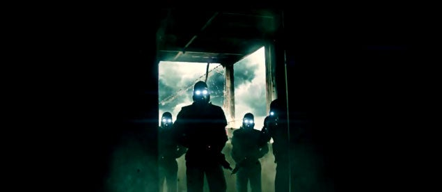 Half-Life Fan Movie: Pretty Kids, Explosions Aplenty