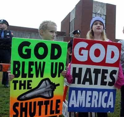 God Also Hates Jews, Crazy People Report