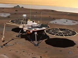 Will Phoenix Mars Rover Disappear Like the Last Mars Polar Lander?