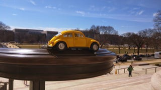 #TravellingTorchbug Update: The Nation's Capital
