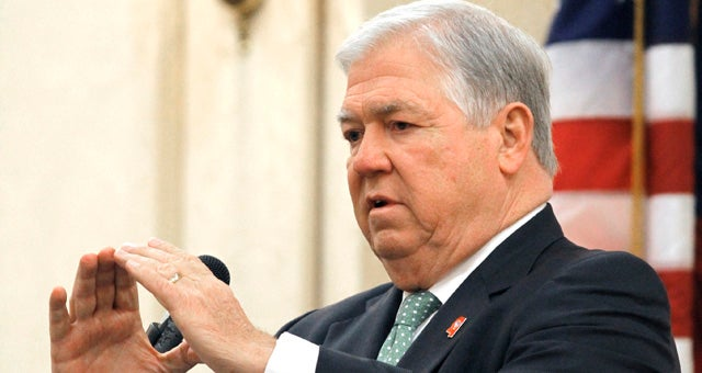 Haley Barbour Announces He's Too Lazy to Run for President