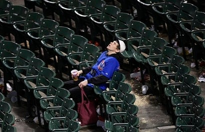Cubs Fans Accept Latest Loss With Usual Grace And Aplomb