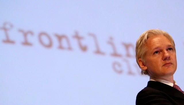 Julian Assange Will Sue If You Speak Ill of Him