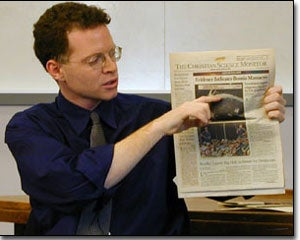 NYT Reporter David Rohde and The Great Taliban Escape
