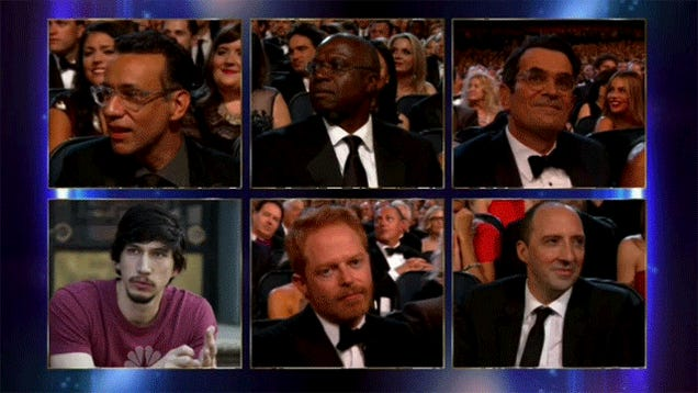Look At All This Shade-Throwing at the Emmys