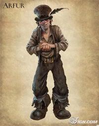 Lionhead Drops Clues On Fable 2 Characters, Villains
