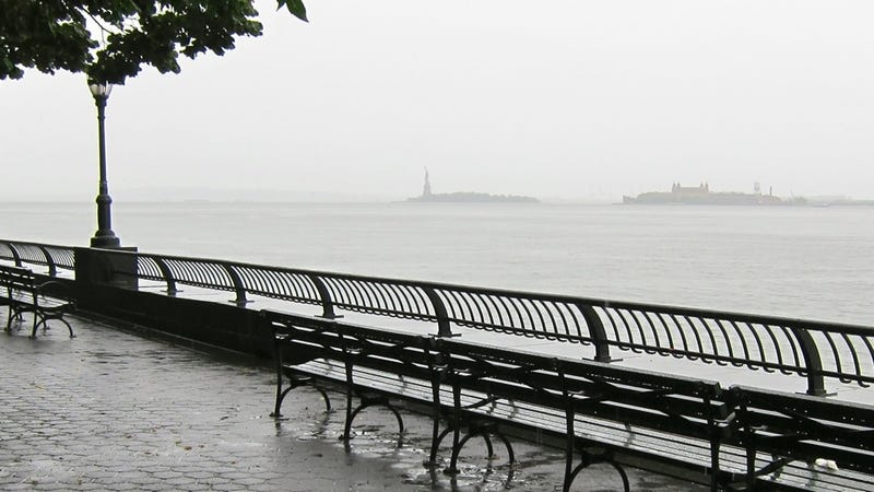 Hurricane Irene: New York City Live-Blog