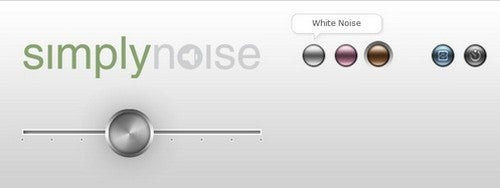 SimplyNoise White Noise Generator Now Features Sleep Timer and iOS App