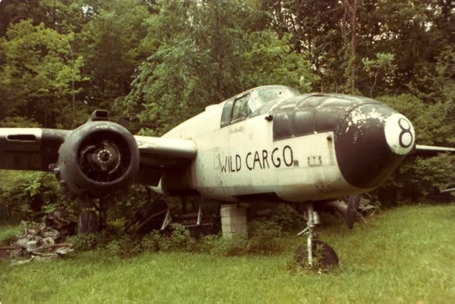 Owner Of Ohio Airplane Graveyard Dies