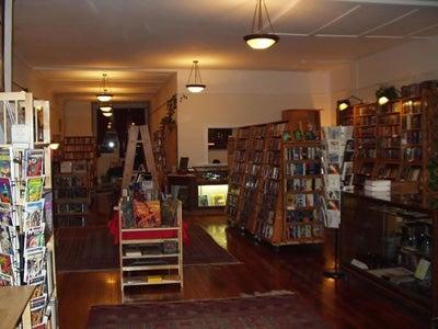 O Beloved Local Scifi Bookstore