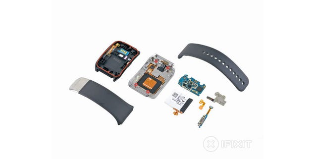 Android Wear Smartwatch Teardowns: Good Guts, Small Packages