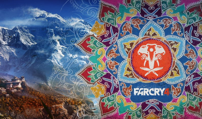 Download These Far Cry 4 Wallpapers