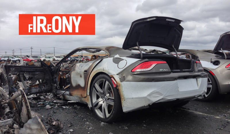 The Horribly Ironic Reason Why 338 Fisker Karmas Were Destroyed