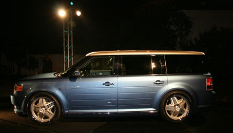 The Ford Flex Becomes the Graff-Flex Party