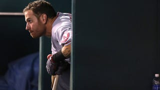 Report: MLB Could Suspend Josh Hamilton For A Year