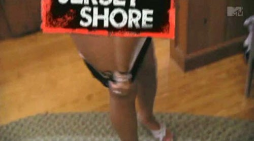 Ronnie Gets An Anal Probe On Jersey Shore Season 3