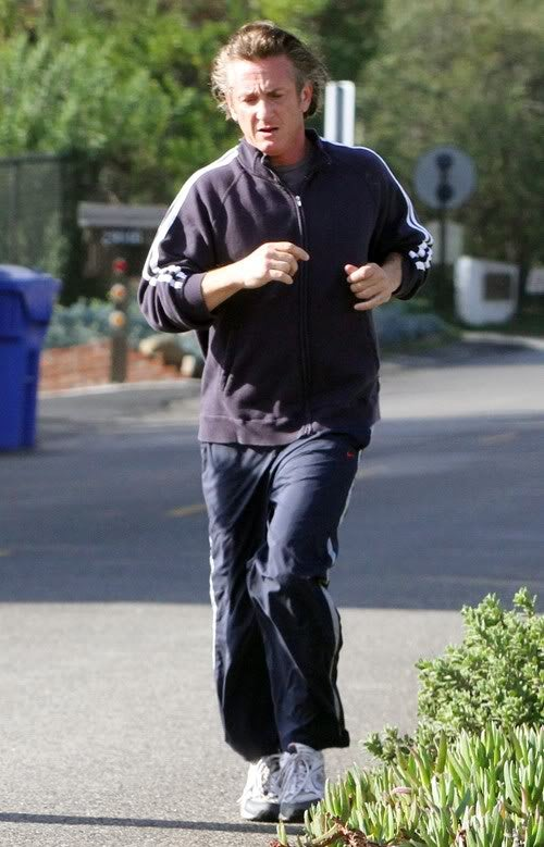 Jog Angry With Sean Penn And Company