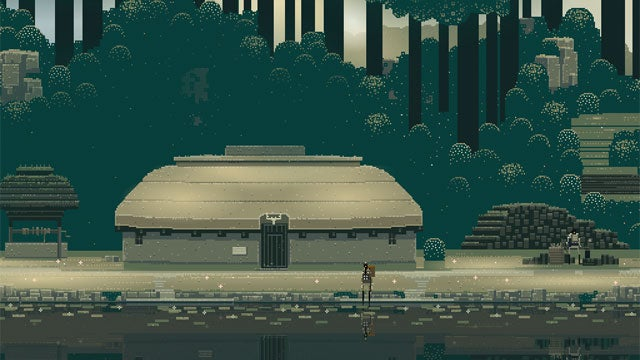 iTunes Indie Hit Superbrothers: Sword & Sworcery EP Goes Tiny and Universal This Week