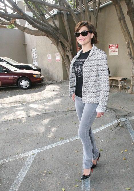 Brittany Murphy: Soccer Mom Above The Neck, Streetwalker Below