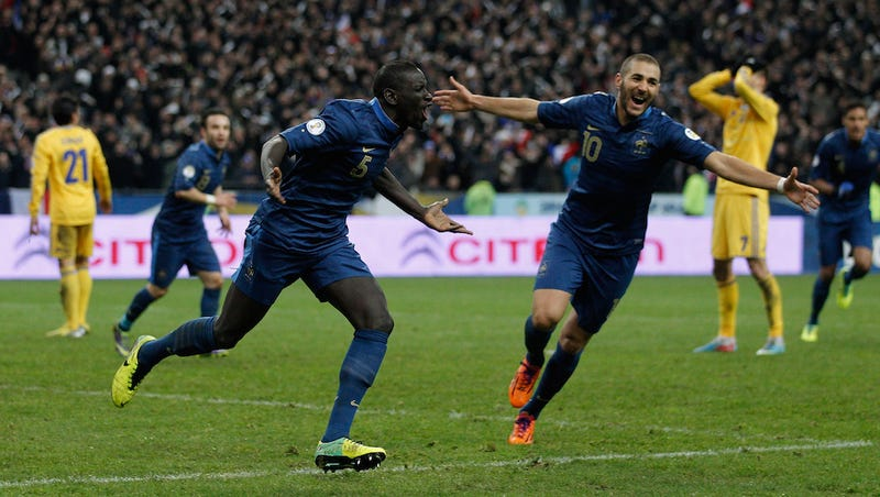 France Make History To Qualify For The World Cup