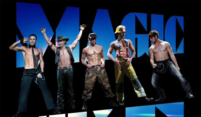 What are the rules of magic in Magic Mike?