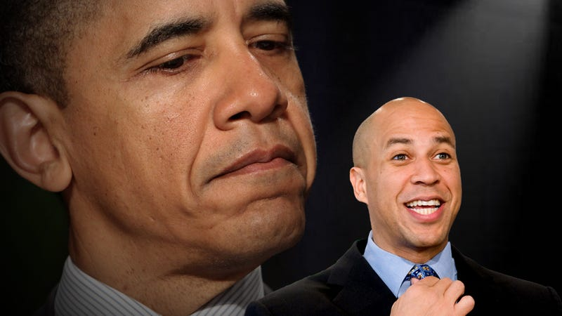 Cory Booker: JV Obama, Varsity Rainmaker