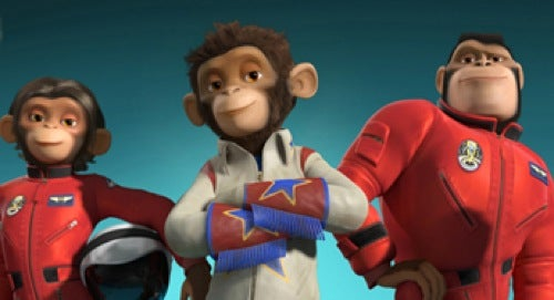 Take Your Monkey To Space And Spank Him