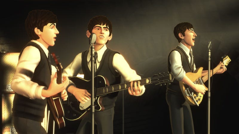 The Beatles: Rock Band Preview: Get Back In Harmony